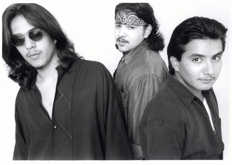 Pictured (l-r): Henry, Ringo and Jojo Garza of Los Lonely Boys.