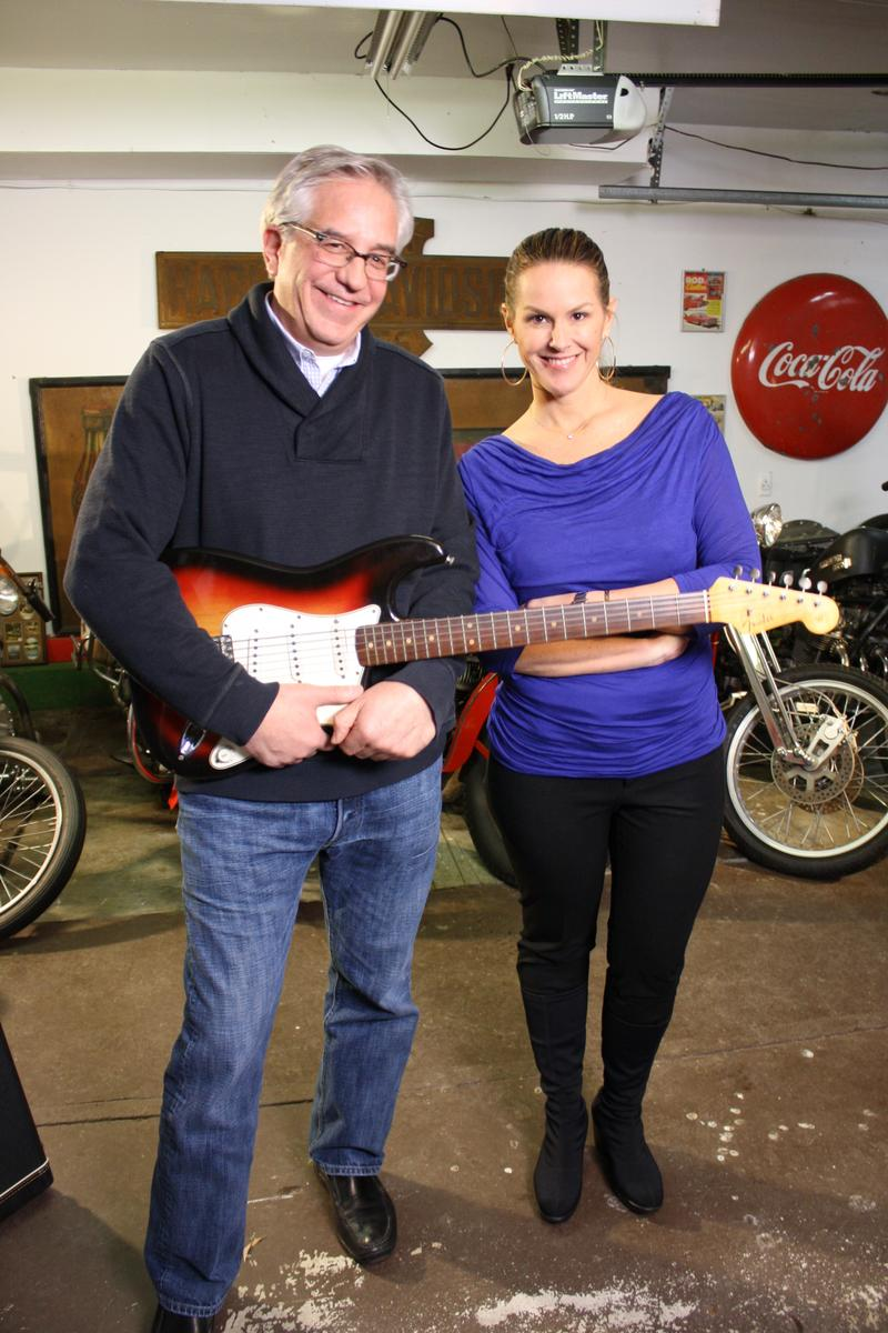 Wes Cowan and Elyse Luray investigate what may be the most valuable item ever on HISTORY DETECTIVES. Did Bob Dylan plug in this guitar and forever change Rock & Roll history?