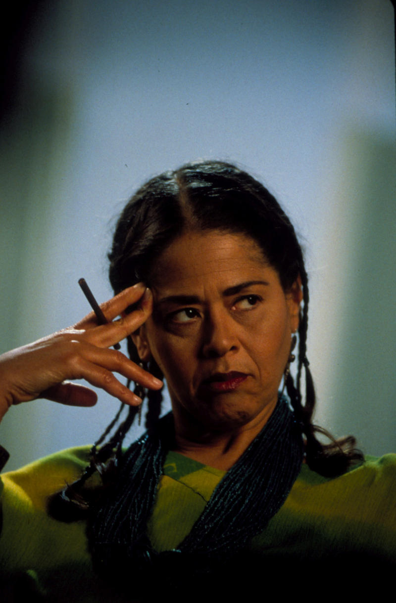 "GREAT PERFORMANCES ""Twilight: Los Angeles"", Anna Deavere Smith as Angela King."