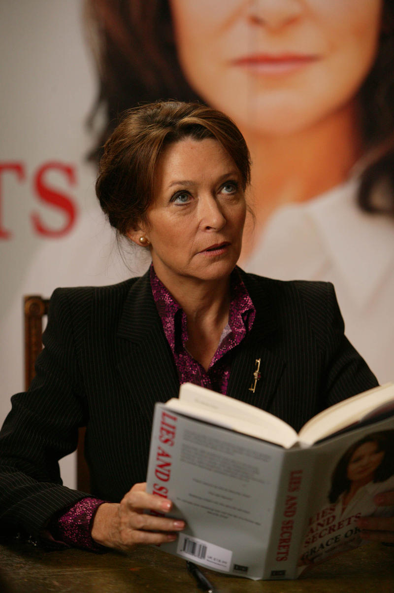 Cherie Lunghi as Grace Orde.