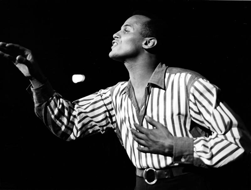 "Harry Belafonte sings ""Jamaican Farewell"" in JOHN SEBASTIAN PRESENTS FOLK REWIND."