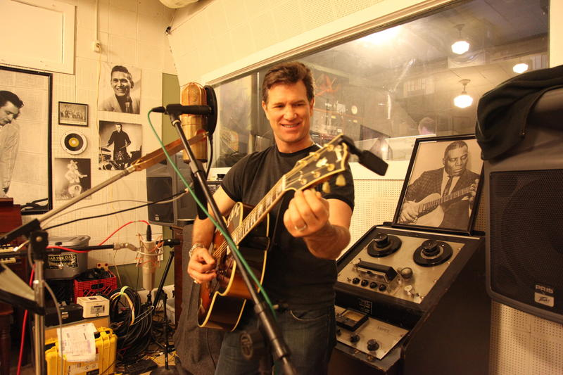 Chris Isaak pays tribute to the glory days of the legendary Memphis Sun Studio and the music created by his heroes in that famous room.