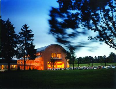 "GREAT PERFORMANCES ""Tanglewood 75th Anniversary Celebration"", Seiji Ozawa Hall, Tanglewood."