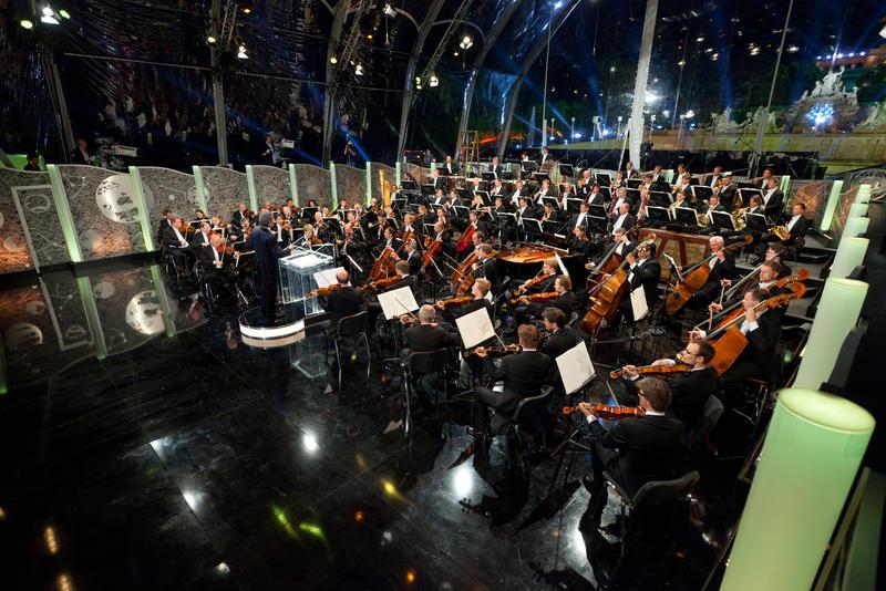 Vienna Philharmonic Orchestra. Gustavo Dudamel.