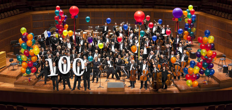 San Francisco Symphony celebrates its centennial season.