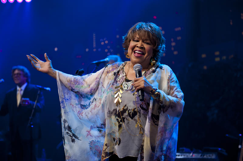 Mavis Staples performs songs from You Are Not Alone and Staple Singers classics.