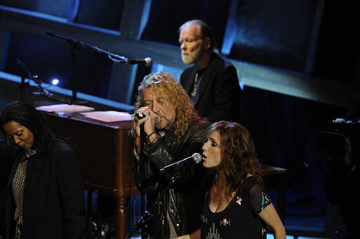 Gregg Allman, Robert Plant, Patty Griffin