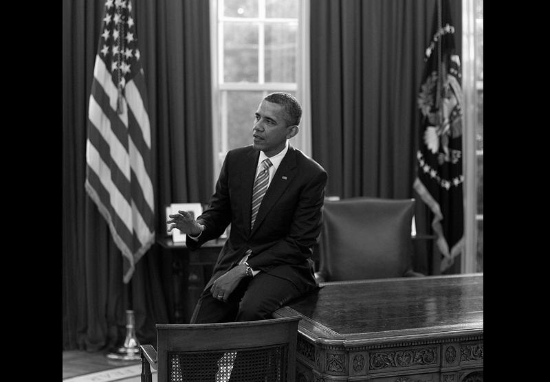 As Barack Obama (pictured) is sworn in for his second term, FRONTLINE takes a probing look at the first four years of his presidency, examining the key decisions and the experiences that will inform his second term.