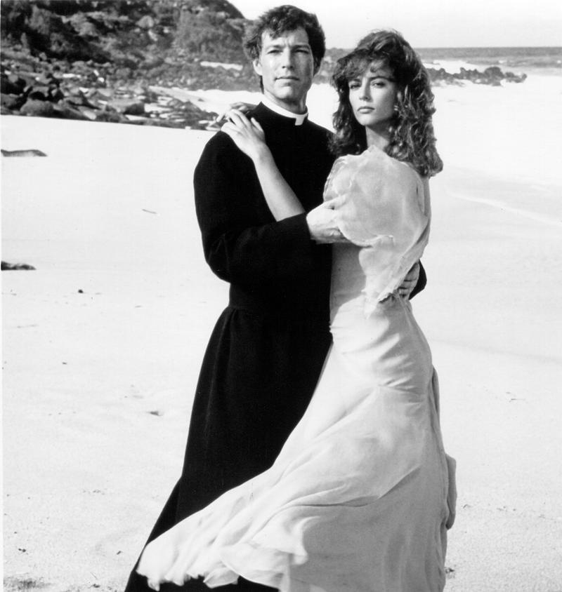 "No romance has been seen by more people than ""The Thorn Birds"" starring Rachel Ward and Richard Chamberlain."