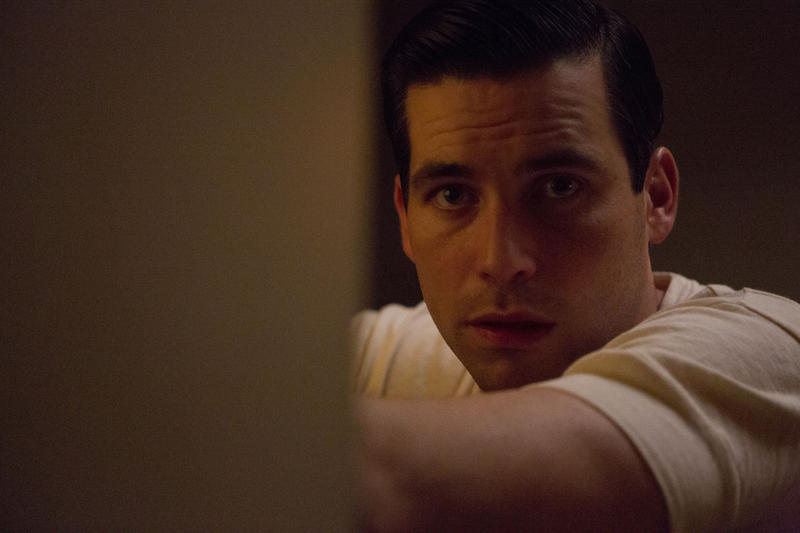 Shown: Rob James-Collier as Thomas