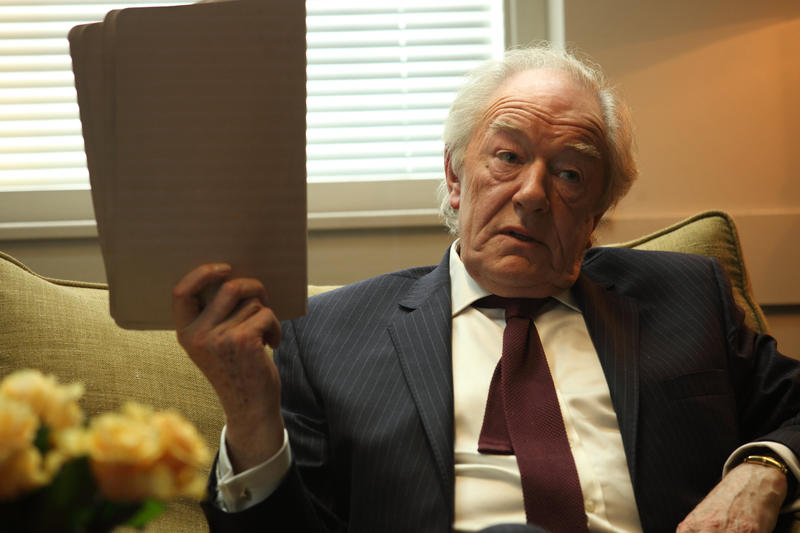 Pictured: Michael Gambon as Benedict Baron