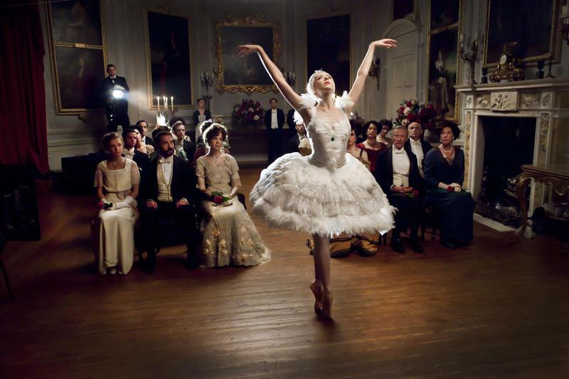 Shown: Natalie Kremen as Anna Pavlova