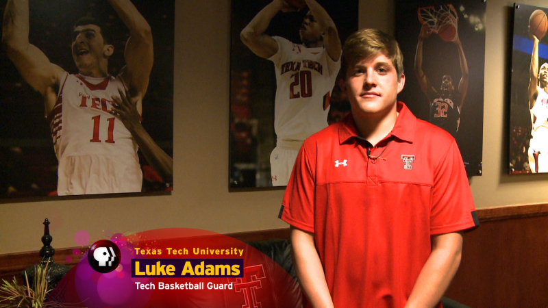 Luke Adams talks about being selected to play for Team USA.