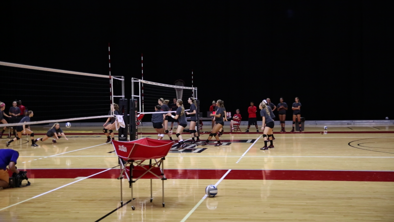 Texas Tech Volleyball looks to improve on last years success.