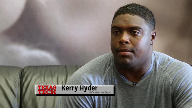 Kerry Hyder sits down to talk about what his sacks are going towards.