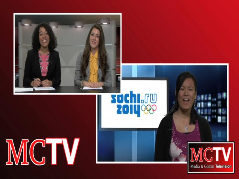 The college of media and communication produce MCTV daily.