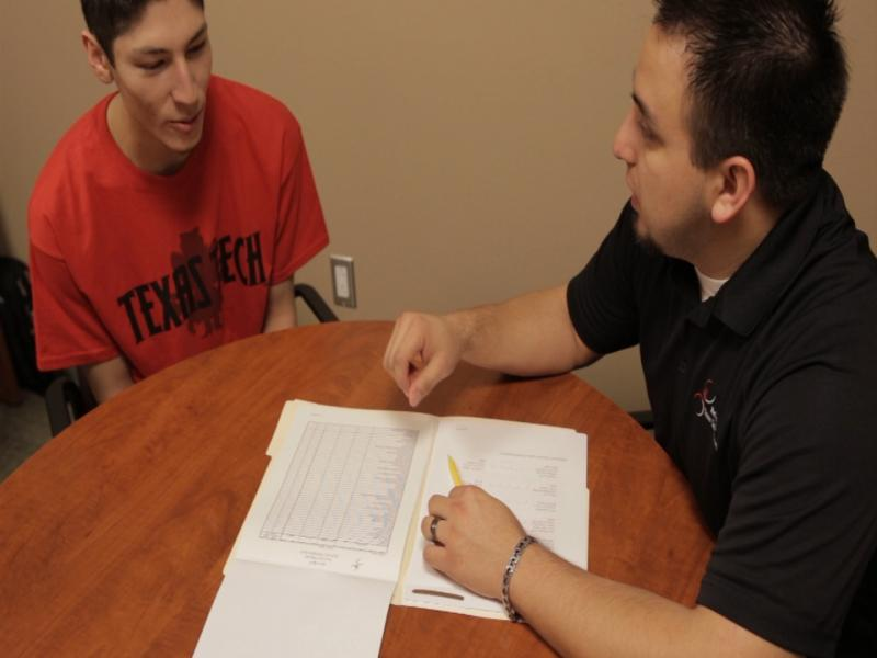 Texas Tech's Red to Black personal financial planning program.