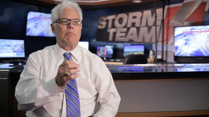 Ron Roberts recalls the day after the tornado.