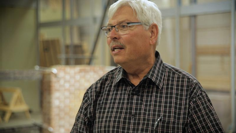 National Wind Institute researcher Larry Tanner talks with us about his experience that evening.
