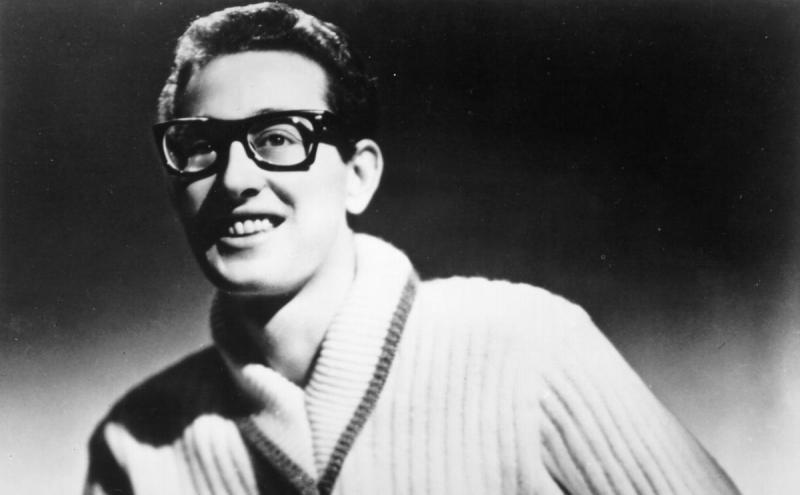 Lubbock native, Buddy Holly.