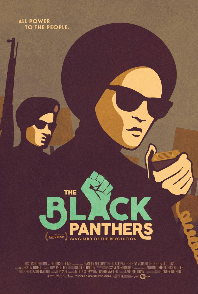"'Black Panthers: Vangaurd of the Revolution"" will screen at Alamo Drafthouse on February 10th."