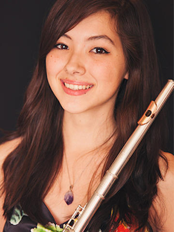 """Yuna Langehennig will be performing on """"From The Top"""" February 27th in the Allen Theatre."""