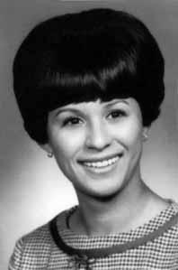 Anita Harrison, first Lubbock-born Latina to attend all undergraduate years at Texas Tech and succesfully graduate