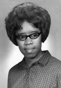 Stella Courtney Crockett, first African-American graduate to spend all four years at Texas Tech