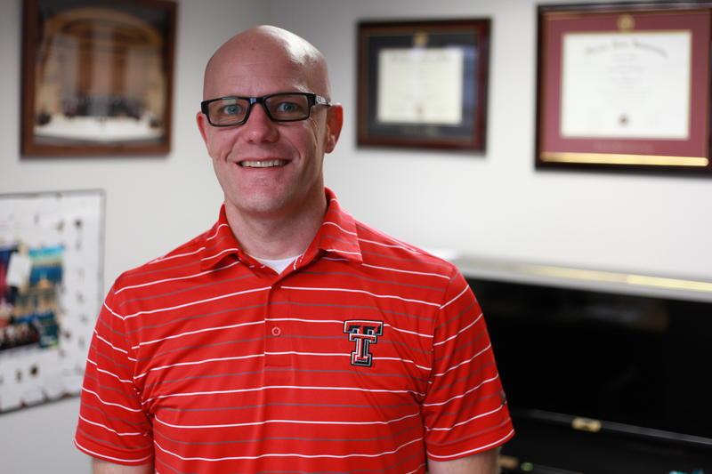 Dr. Alan Zabriskie, Director of Choral Studies