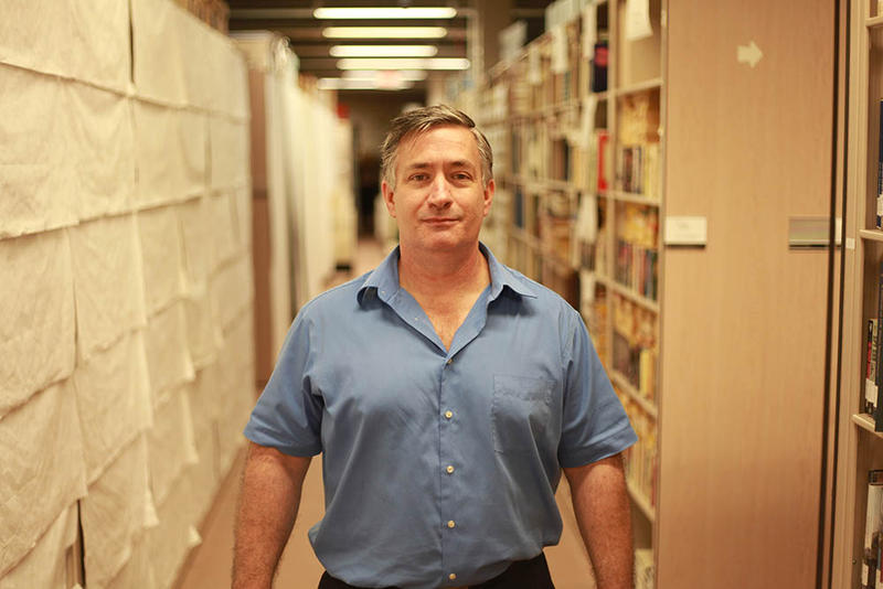 Steve Maxner is the director of the Vietnam Center and Archives.