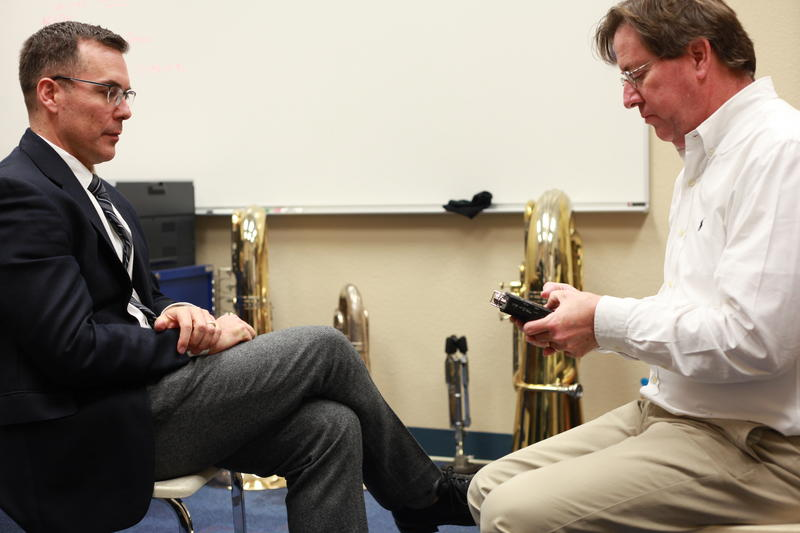 Kevin Wess talks with Clint Barrick about the upcoming Octubafest.