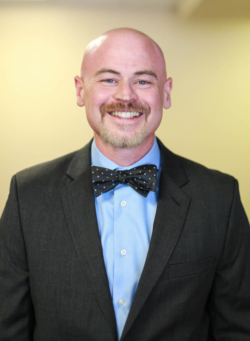 Dr. Jeremy Brown, Executive Director at Hospice of Lubbock.