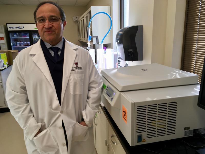 Texas Tech nutritional sciences professor Nik Dhurandhar.