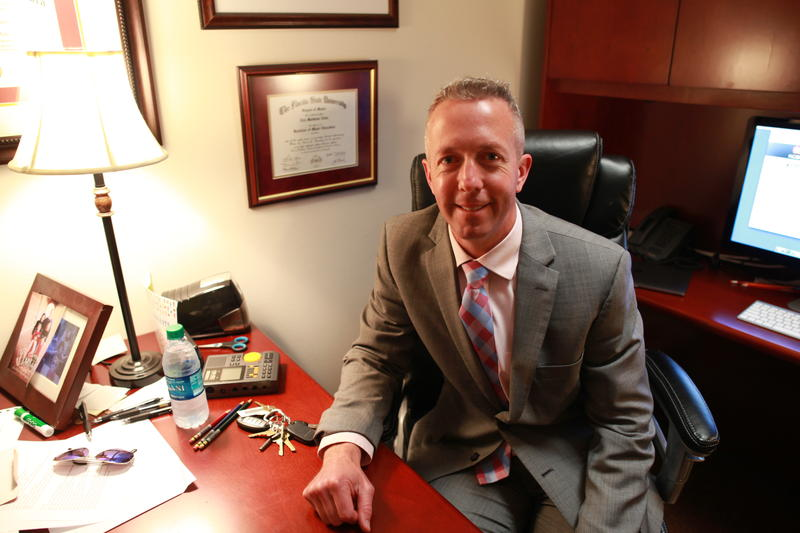 Dr. Eric Allen