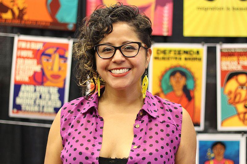 Artist, Favianna Rodriguez will kick off the event with an artist workshop.