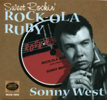 Sonny West Album cover