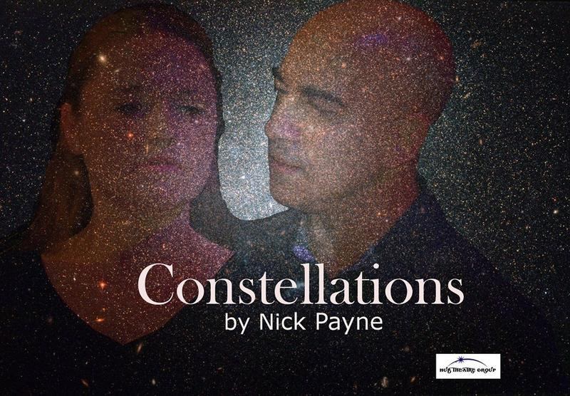"Hub City Theatre Group is putting on a production of ""Constellations."""