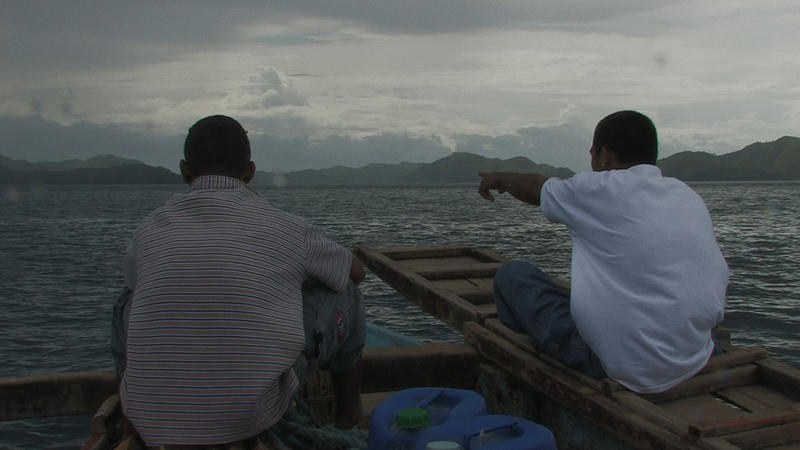 JR and Richard head towards Samar.