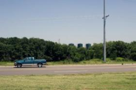 Three high-volume disposal wells identified by researchers occupy a single site in southeast Oklahoma City.
