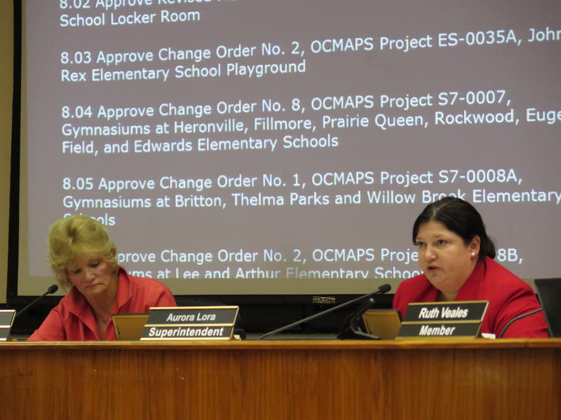 Superintendent Aurora Lora proposes a revised KIPP charter school expansion plan.