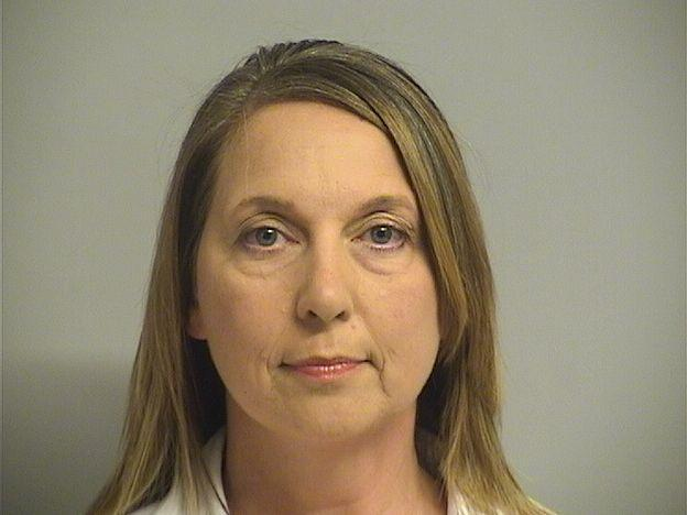 Tulsa Police Officer Betty Shelby