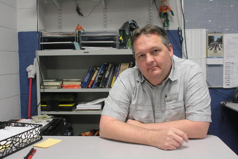Dallas Koehn has taught in Oklahoma for 17 years. But he says this year is his last.