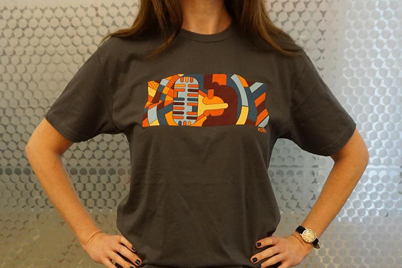 KOSU Alive t-shirt: $120 ($10/month)