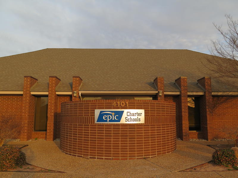 Epic Virtual Charter School's headquarters in Oklahoma City.
