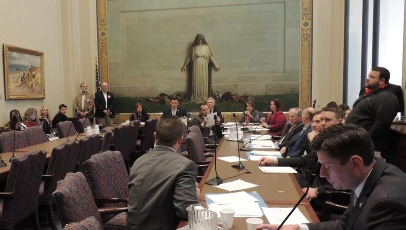 Members of the Senate Appropriations Subcommittee on Education heard six measures to raise teacher pay on Wednesday.