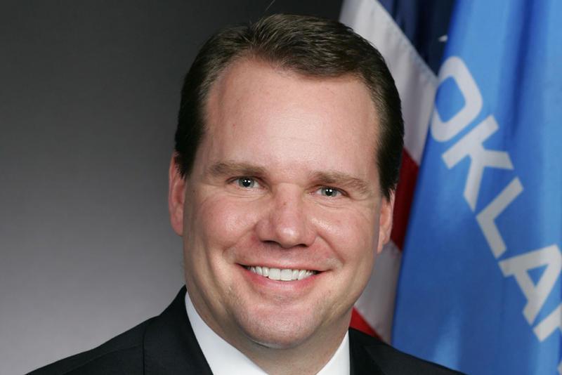 Lt. Governor Todd Lamb