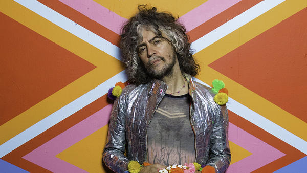Wayne Coyne of The Flaming Lips is World Cafe's guest for Tuesday, March 28.