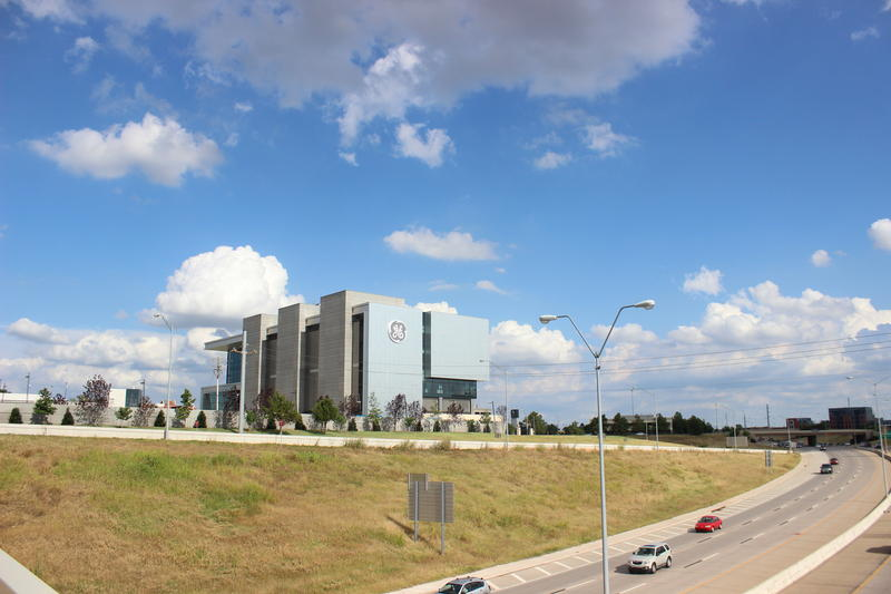General Electric's new Oil and Gas Technology Center in Oklahoma City