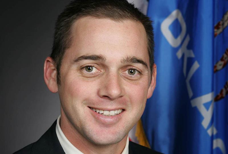 Sen. Bryce Marlatt (R -Woodward)