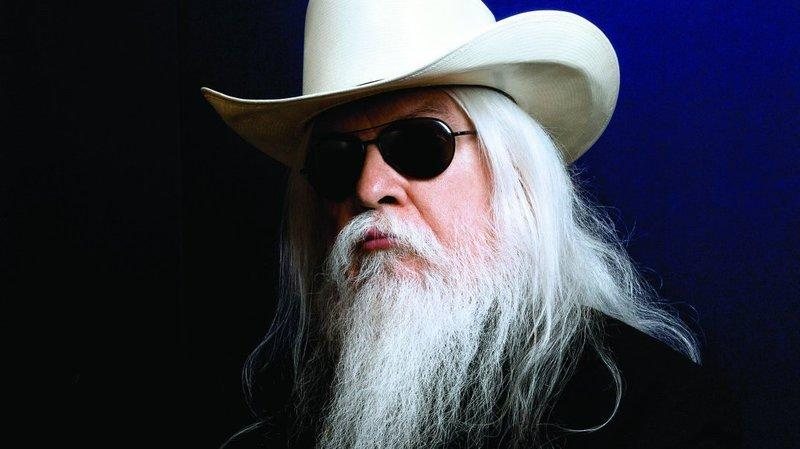 Leon Russell's posthumous album On a Distant Shore comes out Sept. 19.